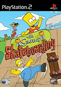 The Simpsons Skateboarding (PS2) [import anglais]