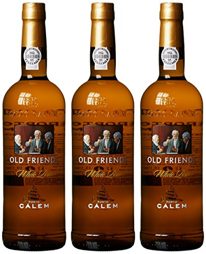Cálem Old Friends, White Port, Lieblich (3 x 0.75 l)