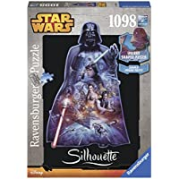 Star Wars Darth Vader Silhouette Puzzle (Ravensburger 16158 4)