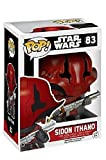 FunKo 6582 Bobble: Star Wars: E7 TFA: Sidon Ithano (POP 13)