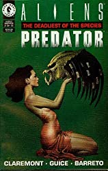 Aliens Predator: The Deadliest of the Species, No. 3