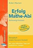 Erfolg im Mathe-Abi Schleswig-Holstein Basiswissen: mit der Original Mathe-Mind-Map - Helmut Gruber