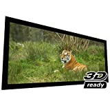 EluneVision Reference Studio 4K Fixed Frame Screen - 100' (92' x 39') Viewable - 2.35:1