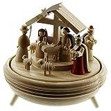 8701 Spieldose Christi Geburt mit 18stimmigem Spielwerk