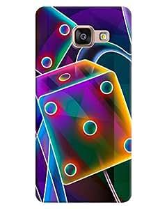 FurnishFantasy 3D Printed Designer Back Case Cover for Samsung Galaxy A3 (2016 Edition),Samsung Galaxy A3 A310