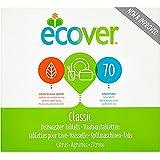 Lave-vaisselle Ecover comprimés (70) - Paquet de 6