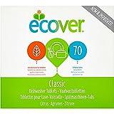 Ecover Dishwasher Tablets - Bulk - 6 x 70 tabs