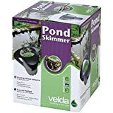 Velda, Skimmer flottant pour bassin de jardin, pompe intégrée, Pond Skimmer 20m2, 126450