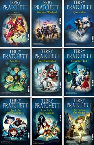 Pratchetts Scheibenwelt Serie