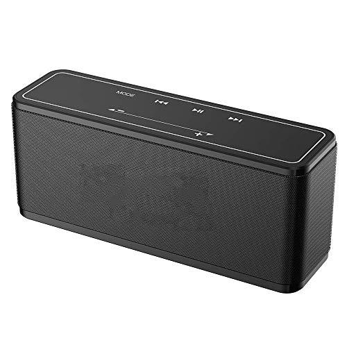 Tragbar Bluetooth Audio 40W Dual Drive Redner Eingebaut Mikrofon TWS Kabellose Stereoanlage Unterstützung TF Karte NFC