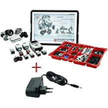 Insieme di base Lego® MINDSTORMS® Education EV3con caricatore settore