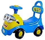 #9: Baybee Minion Stylish Ride-on Car