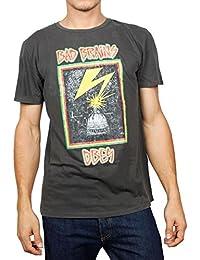Camiseta Obey Bad Brains x Obey World Tour 89 Dusty Black 91eb4322f97