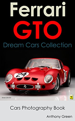 gto-collection-dream-cars-collection-cars-photography-book-book-12-english-edition