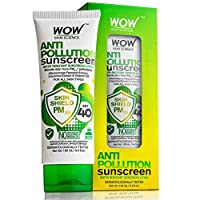 WOW Anti Pollution Sunscreen Lotion, 100 ml