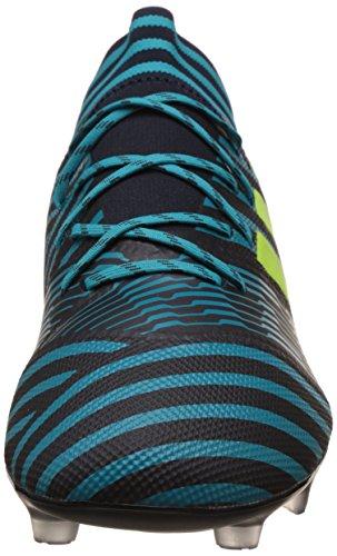 Multicolore Uomo F17 Leggenda Calcio Fg S17 2 42 Avevano Nemeziz Blu Solare Scarpe Da inchiostro Adidas Giallo Energia 17 5 0q1W8