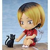 Aoemone Haikyuu Kozume Kenma Q Versione Nendoroid Action Figures Giocattolo con Accessori Figure di Anime Mobili Statua Gioca