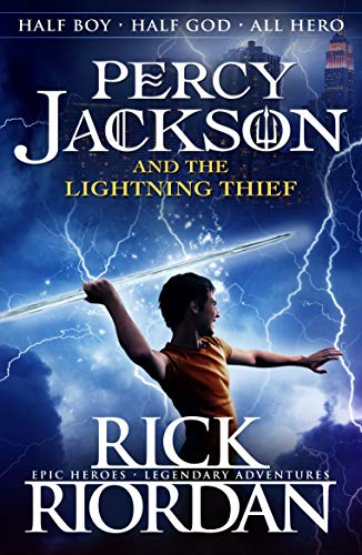 Picture of Percy Jackson and the Lightning Thief (Book 1)