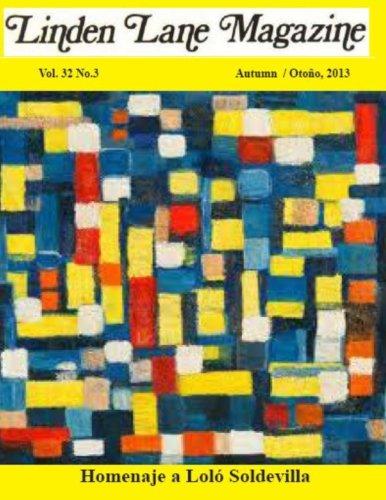 Linden Lane Magazine  Vol 32 # 3, Autumn 2013: Volume 32
