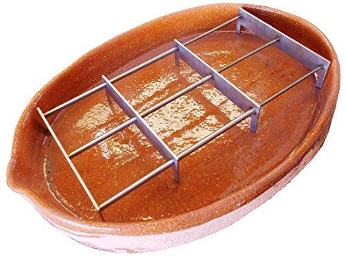 grille-extensible-inox-plat-de-la-photo-non-inclus