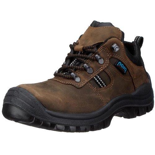 Nora Pierre U 70334 Unissex - Trabalho Adulto E Segurança Sapatos S3 Marrom (brown 47)