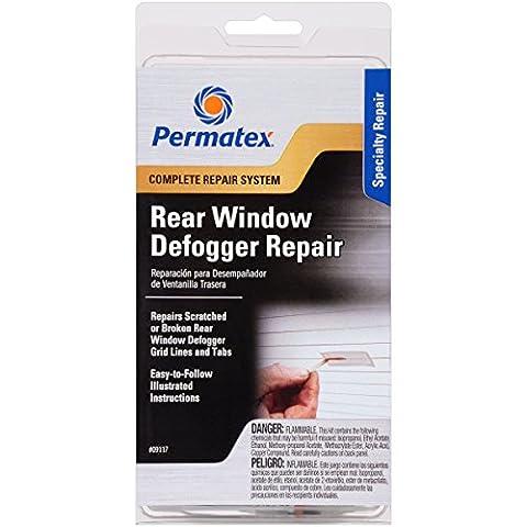 Permatex 09117 Rear Window Defogger Repair