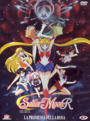Sailor Moon R - La promessa della rosa [IT Import]
