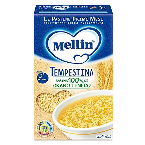Mellin Pastina Tempestina 320 gr
