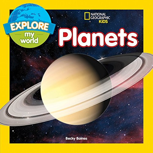 Explore My World Planets por Becky Baines epub