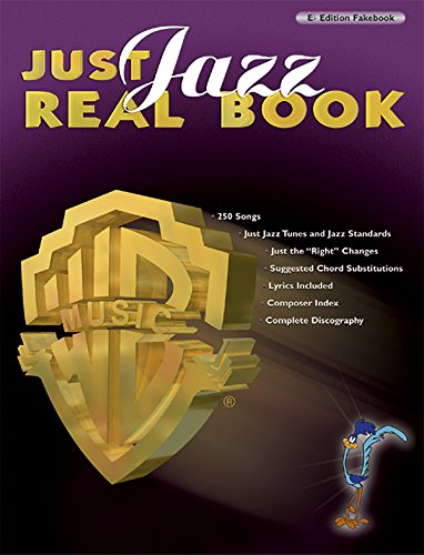 Just Jazz Real Book (Eb Edition)