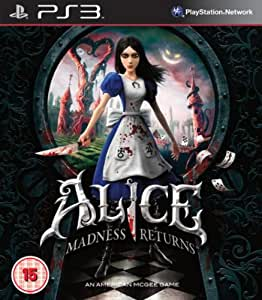 Alice: Madness Returns Playstation 3 PS3 [PlayStation 3]