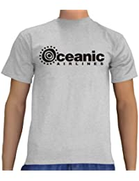 Oceanic Airlines Lost Dharma T-Shirt S - XXXL Various Colours