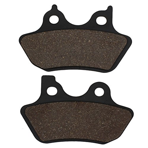 Cyleto anteriore e posteriore pastiglie freno per Harley Davidson XLH8832000200120022003/XLH883HUG Sportster 883Hugger 2000200120022003