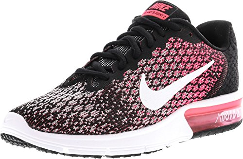the latest 7ff7e 00936 Nike Wmns Air Max Sequent 2, Chaussures de Running Femme Black