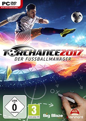 Preisvergleich Produktbild Torchance 2017 – Der Fussballmanager - [PC]