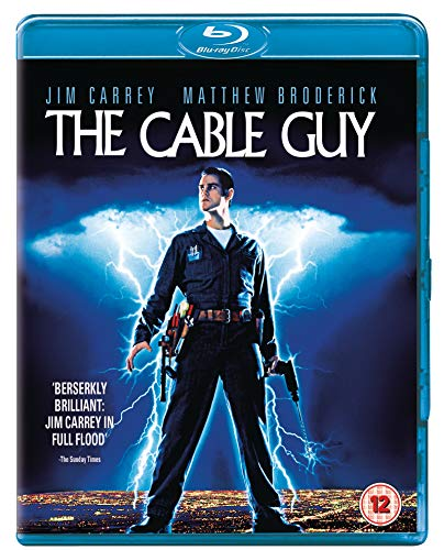 The Cable Guy [Blu-ray] [UK Import] (Jim Carrey-filme Blue Ray)