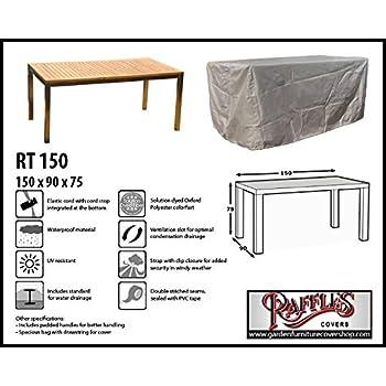 Amazon De Raffles Covers Rt150 Abdeckung Fur Esstisch 150 X 90 H