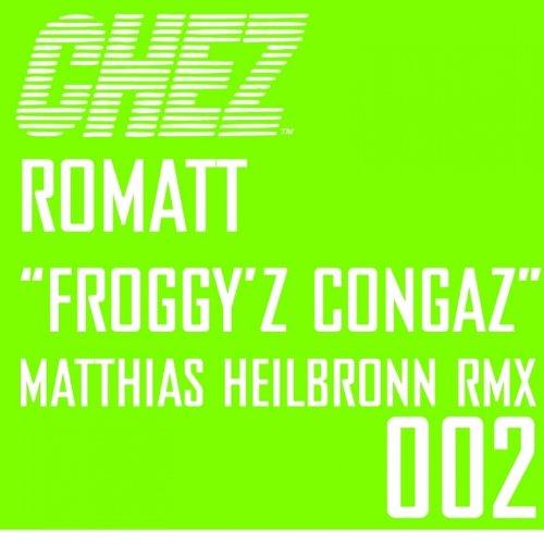 Froggy\'z Congaz [Clean]
