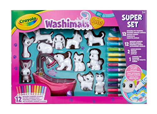 0 Waschimals Pets Super Set, Multi ()