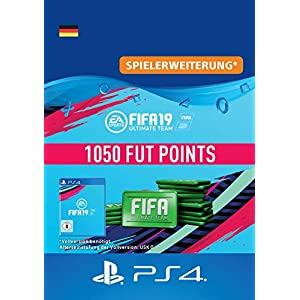 FIFA 19 Ultimate Team – 1050 FIFA Points | PS4 Download Code – deutsches Konto
