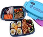 Coolbites Bento-Lunchboxen, Tupperwar...
