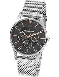 Jacques Lemans Unisex Erwachsene-Armbanduhr 1-1929J