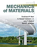 Mechanics of Materials by Beer, Ferdinand Published by McGraw-Hill Science/Engineering/Math 6th (sixth) edition (2011) Hardcover