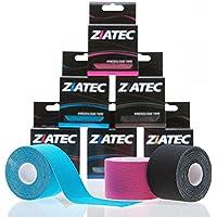 Ziatec Silk-Kinesiologie-Tape Advanced - Physio-Tape - 5cm x 4,5m - Sport-Tape - elastische Bandage für Physiotherapie... preisvergleich bei billige-tabletten.eu