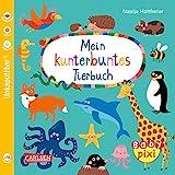 Baby Pixi 58: Mein kunterbuntes Tierbuch -