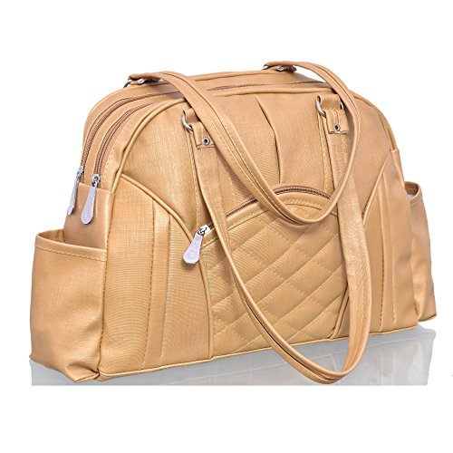Trendy Bags For Women And Girls light gold
