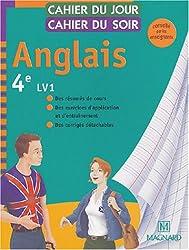 Anglais 4e LV1