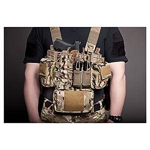 Haley Strategic D3CR Expansion Pack - Multi-Mission Hanger - Multicam