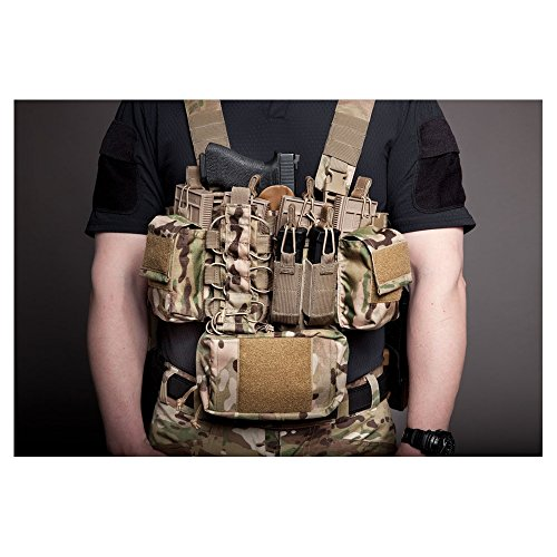 Haley strategic d3cr expansion pack - zaino tattico militare espandibile, colore: marrone coyote