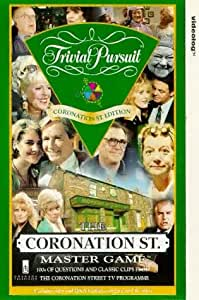 Trivial Pursuit: The Coronation Street Master Game [VHS]